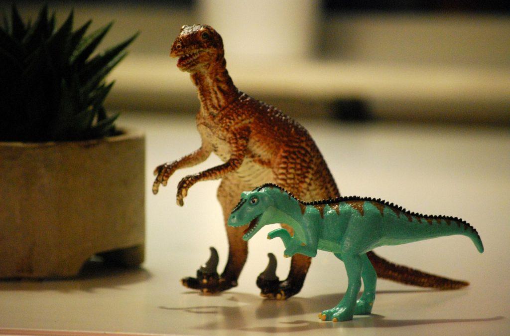 Jouets dinosaures : les préférés des enfants actuels
