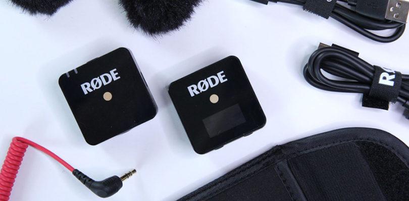 Qu'est-ce que le Rode Wireless GO ?